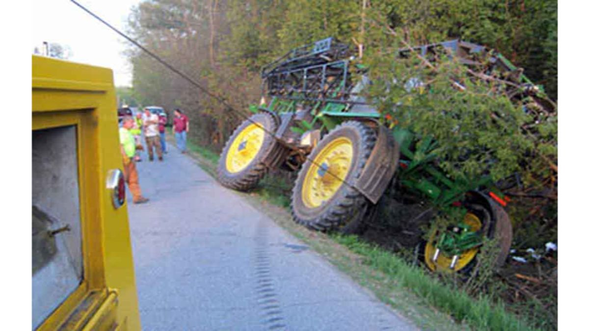 Tractor Recovery